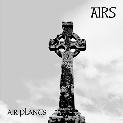 『AIRS』/ AIR PLANTS CD JACKET IMAGE
